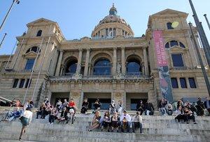El Museu Nacional preveu ocupar tot el pavelló Victòria Eugènia el 2029