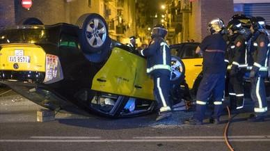 Barcelona registra el mínimo histórico de muertos en accidente de tráfico