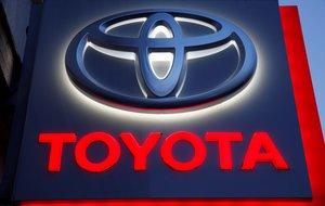 Estados Unidos es el principal mercado de Toyota.