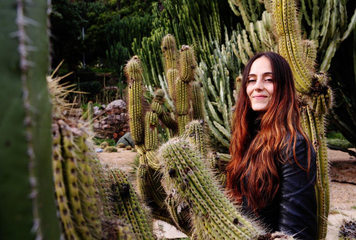 Oxigen als jardins Costa i Llobera