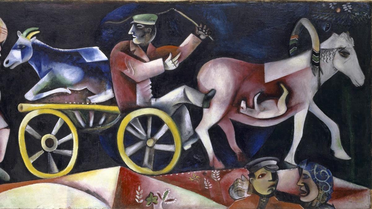 El vendedor de ganado (1912)