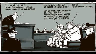 Viñeta de Ferreres del 1de junio del 2014