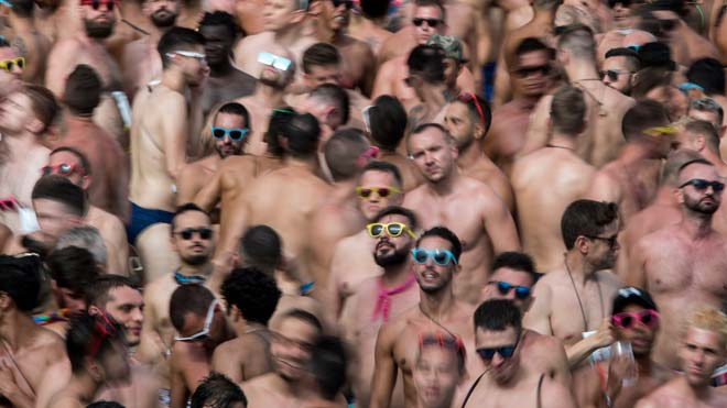Water Park Party: La macrofiesta acuática del Circuit Festival