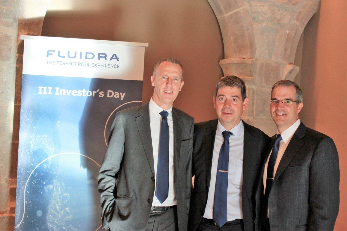 Fluidra pretén elevar la seva facturació fins a 1.700 milions d'euros el 2022