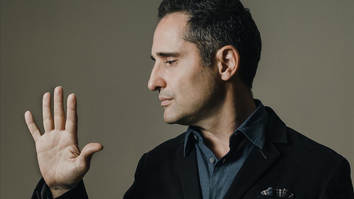 El cantautor uruguayo Jorge Drexler.
