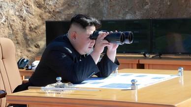 Kim fuig cap a l'abisme