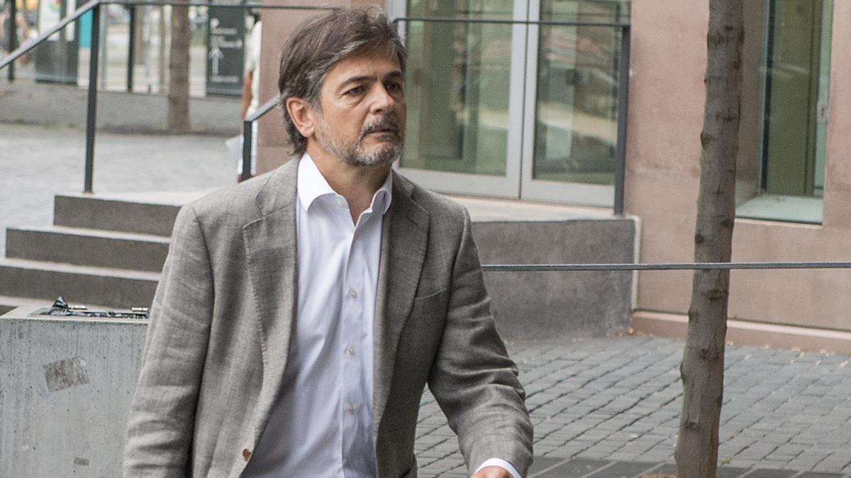 El fiscal sol·licita l'ingrés immediat a la presó d'Oriol Pujol