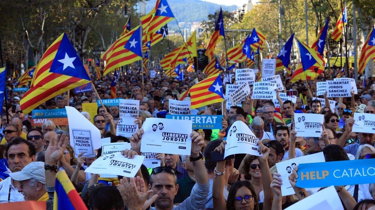 El comerç de Barcelona demana altres llocs per a les manifestacions