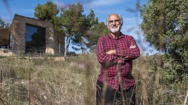 """Carles Fontanillas: """"Casa meva no està connectada a la xarxa elèctrica"""""""