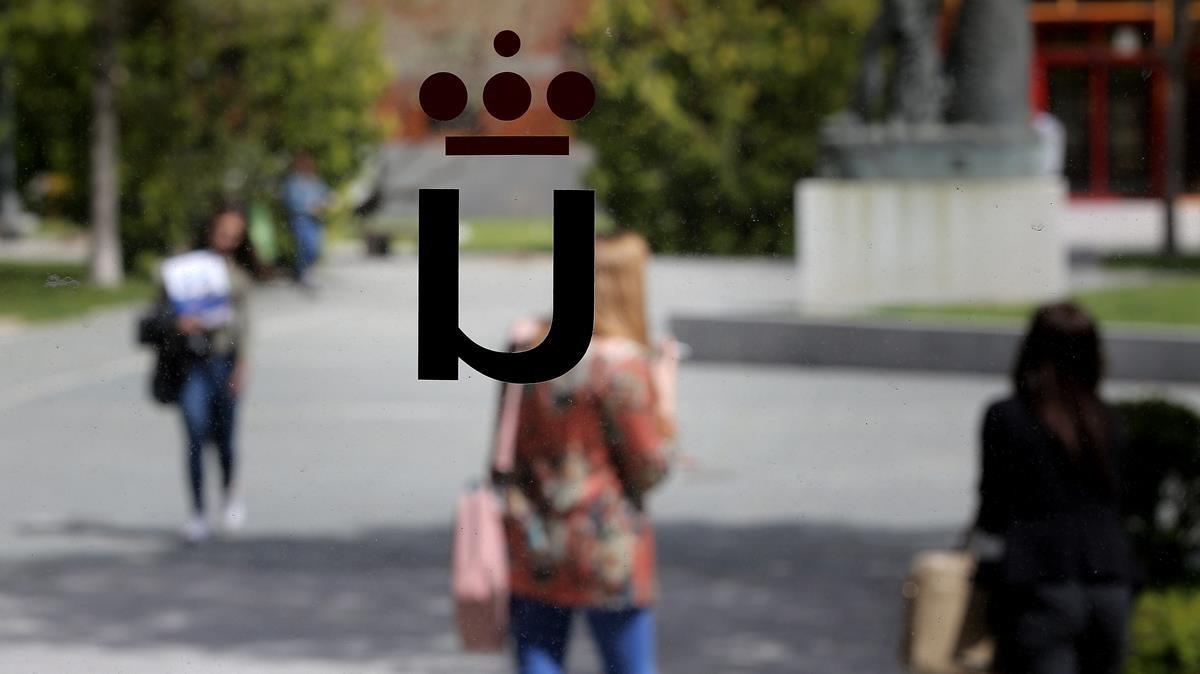 La Universidad Rey Juan Carlos, en una foto de archivo.