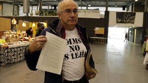 Josep Pàmies, uno de los defensores de las terapias basadas en clorito de sodio