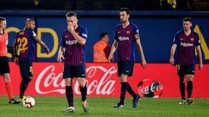 El Barça tiene trabajo, pero también risa