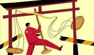 Hong Kong no quiere la justicia china