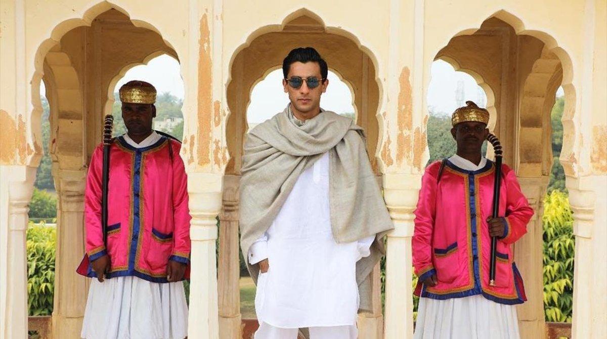 Pacho de Jaipur, el maharajà del glamur