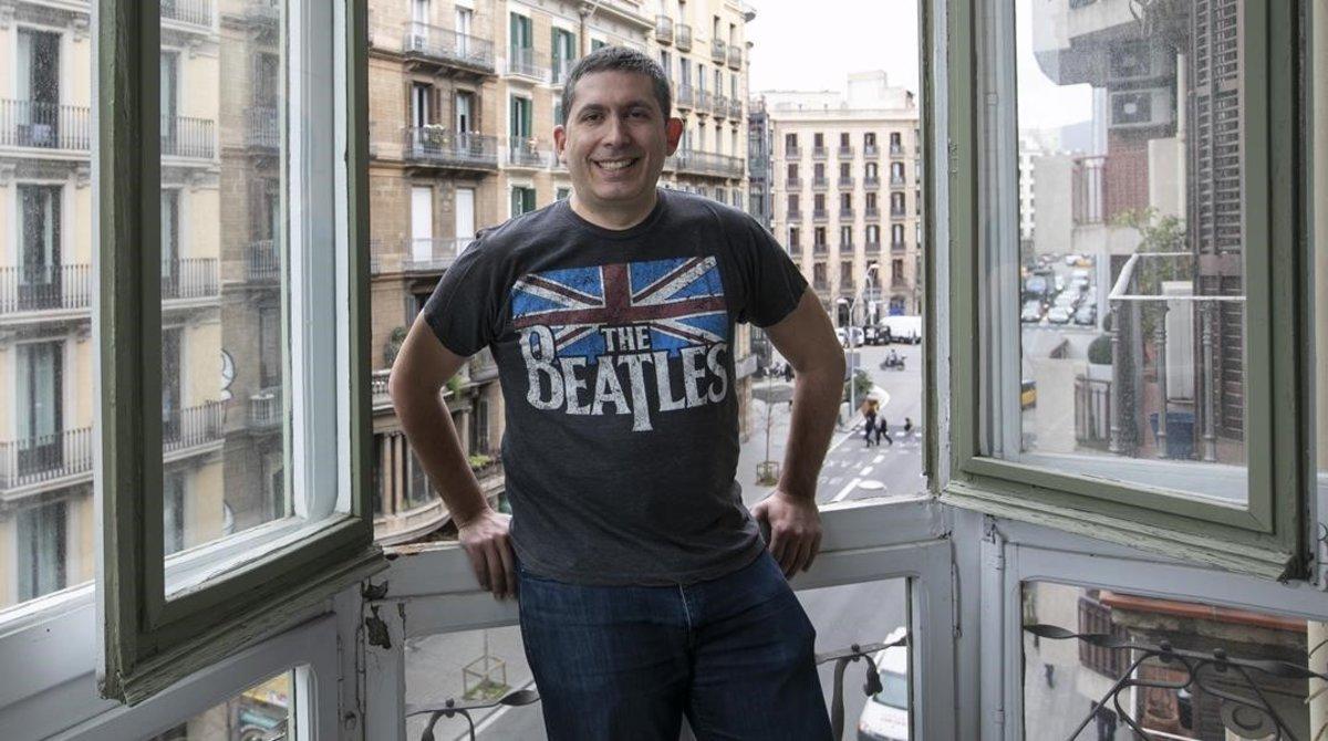 """Bruno Bimbi: """"En el fútbol hay muchísimos gais"""""""