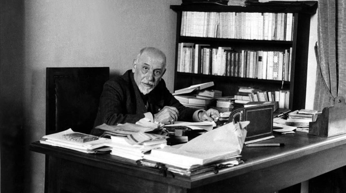 Luigi Pirandello.