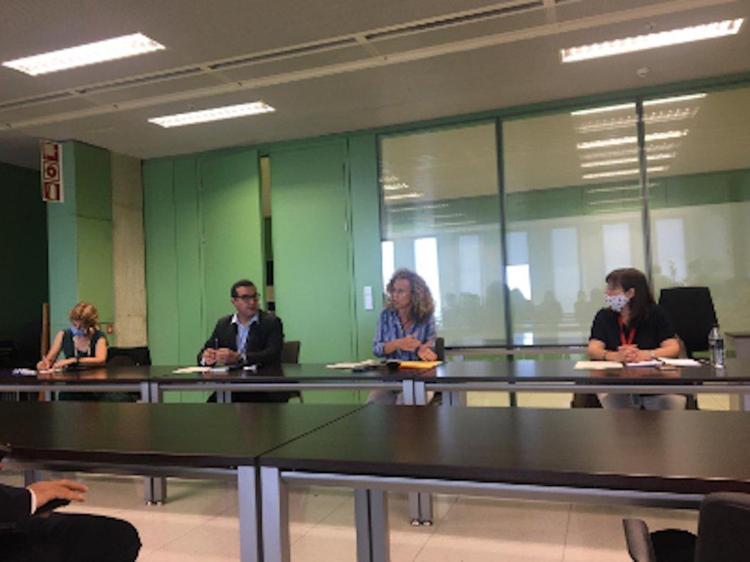 La Generalitat i el poder judicial creen un equip pioner per impulsar la mediació als jutjats