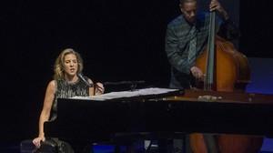 zentauroepp40579775 barcelona 17 10 2017 concierto de diana krall en el auditor171018132602