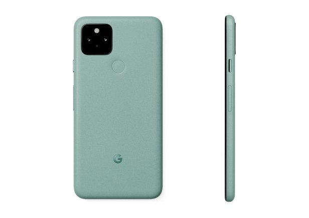Así es el nuevo Google Pixel 5