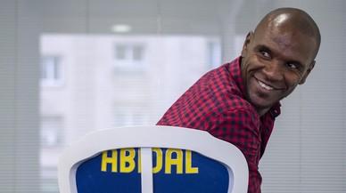 Abidal, nuevo secretario técnico del Barça