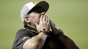 El objetivo delPelusacomo entrenador es llevar aDoradosa las grandes ligas.