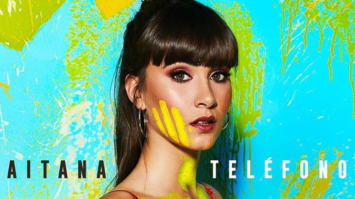 Aitana publica Teléfono.