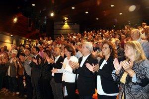 Torrent i Budó demanen als alcaldes que «s'impliquin» davant la sentència al procés