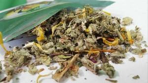 Marihuana sintética K2.