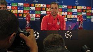 Arthur Melo ha pedido hoy a la afición blaugrana que llene el Camp Nou pues les van a necesitar.