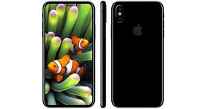 Así será el iPhone 8, según el tuitero @VenyaGeskin1.