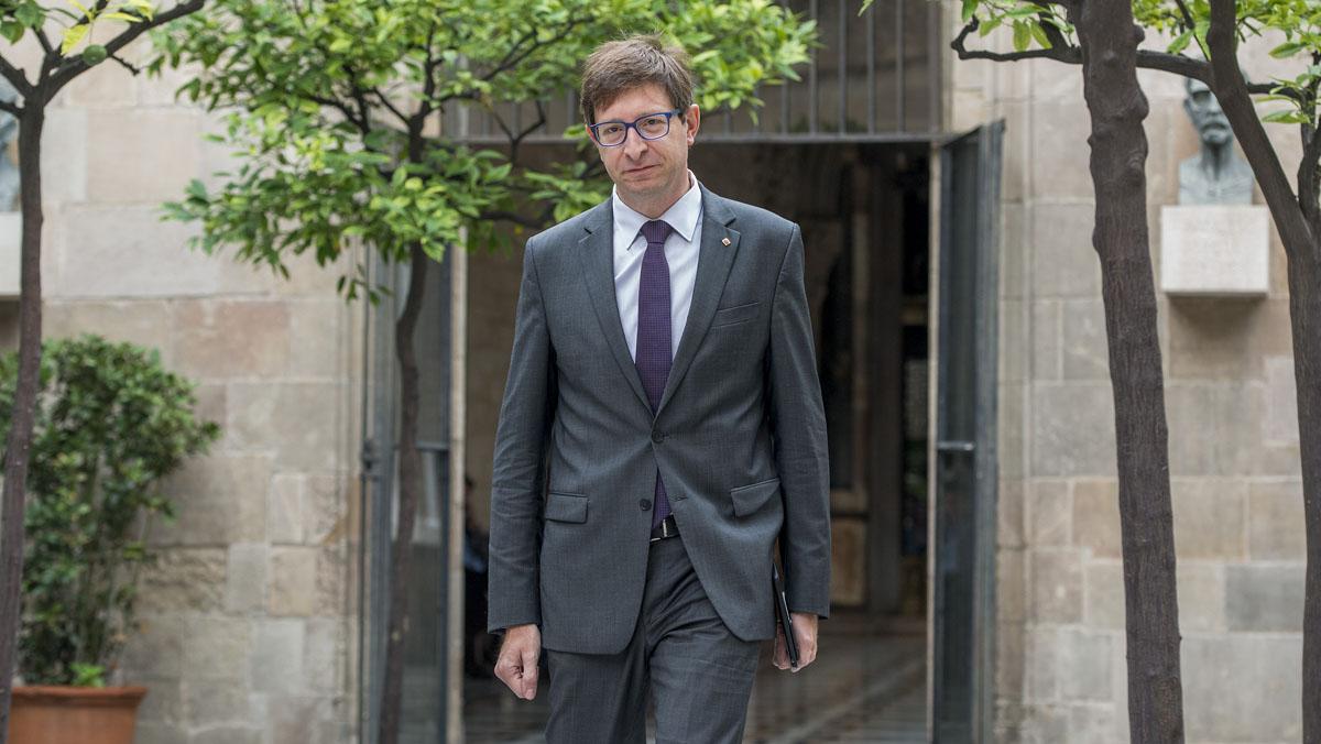 Àudio de la declaració de Carles Mundó a l'Audiència Nacional, davant la jutge Lamela.