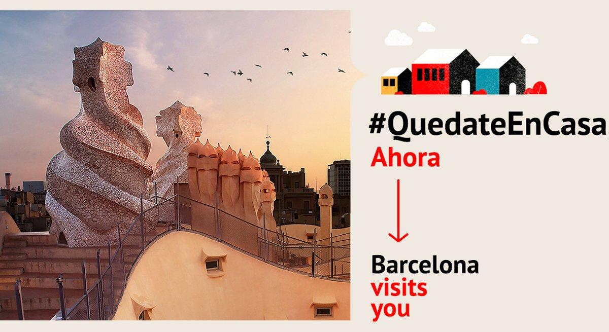 Barcelona exhibeix al món la seva oferta virtual mentre dura la crisi turística