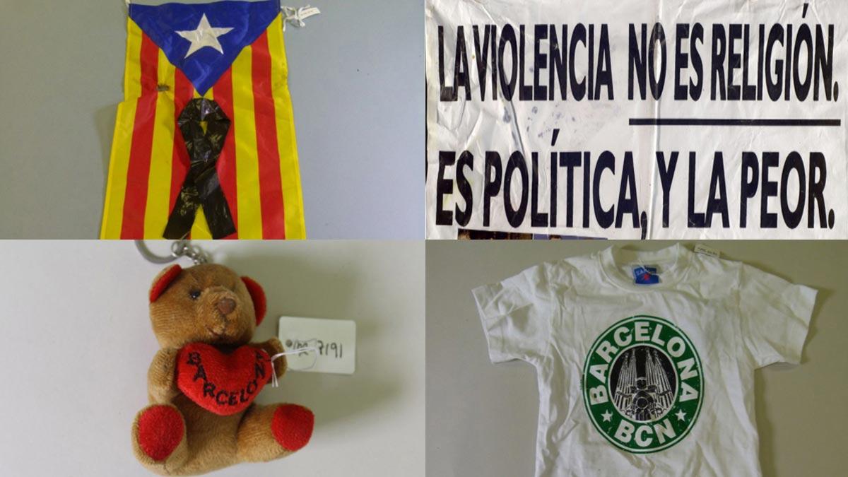 Barcelona pone en marcha el memorial digital sobre los atentados de la Rambla.