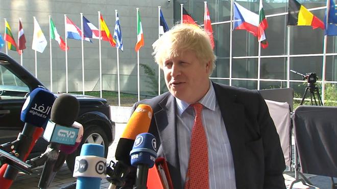 El ministro británico de Asuntos Exteriores defiende que el peñón no se puede negociar