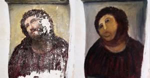 El Ecce Homo de Borja alcanzó relevancia internacional después de que se realizara una restauración muy peculiar.