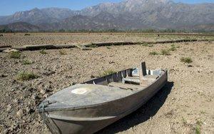 Chile vive una situación de emergencia climática por la sequía extrema.