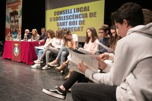El Consell de l'Adolescència de Sant Boi elaborarà una guia d'educació sexual