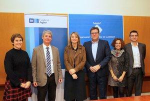 Conveni entre la Fundació Agbar i Sant Boi per reforçar l'acollida de persones refugiades