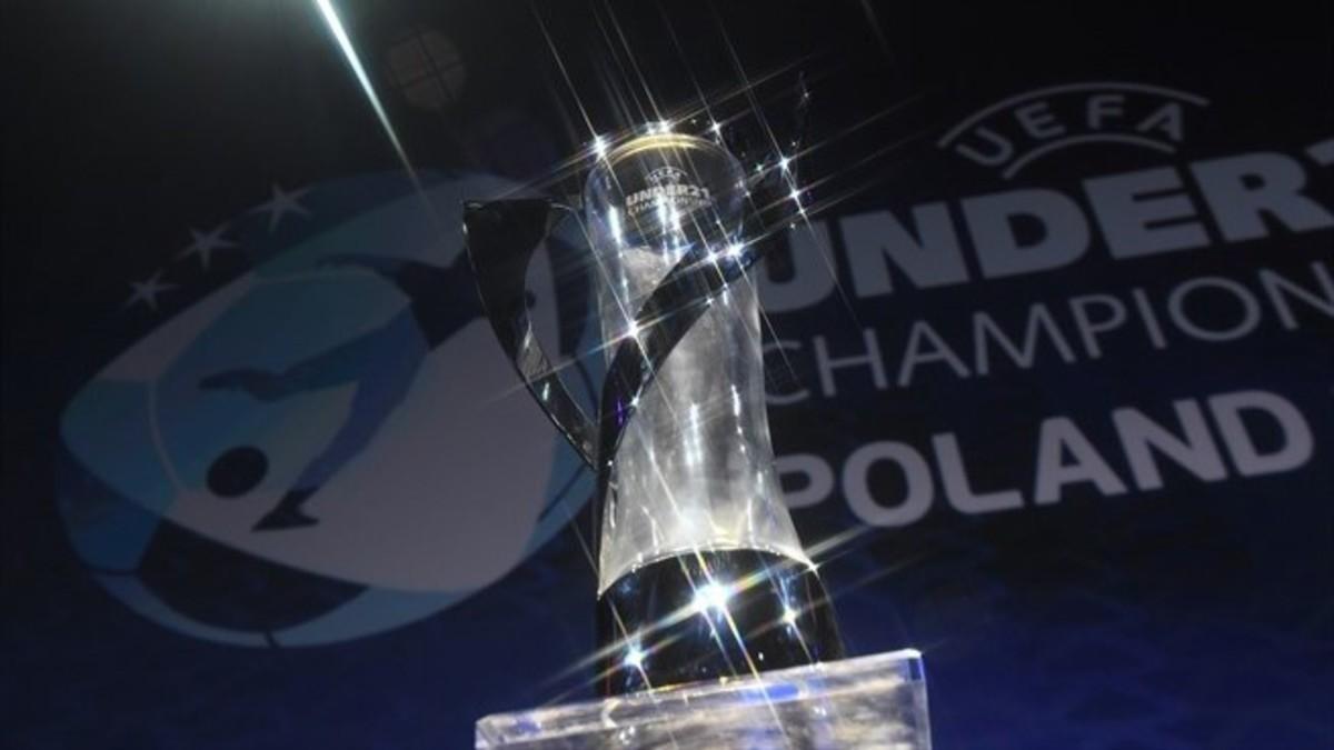 La Copa del Europeo sub 21 que se disputa en Polonia