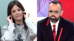Cristina Seguí y Risto Mejide.