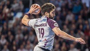 david Balaguer, exjugador del Barça y ahora en el Nantes.