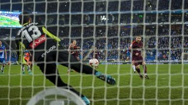 Messi tiene una debilidad
