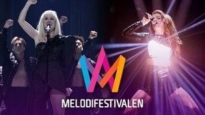 Dotter y Anna Bergendahl, favoritas del Melodifestivalen, nos cuentan sus impresiones sobre la final