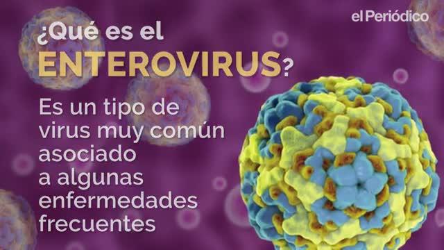 El enterovirus ha infectado a 48 niños en Catalunya de los que 21 siguen hospitalizados