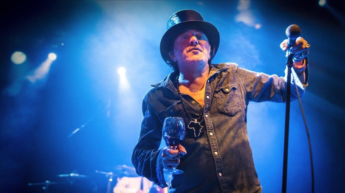 Rachid Taha, y su versión de Rock in the Kasba