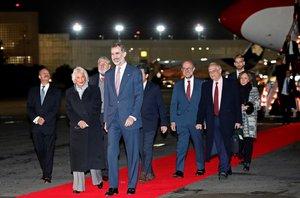 Felipe VI participará en los actos de la toma de posesión de López Obrador.