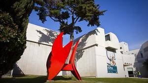 Fundació Miró.