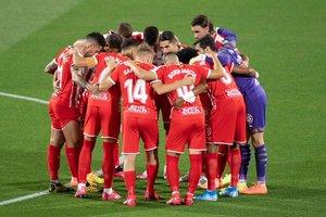 El Girona busca el tercer puesto ante el Alcorcón