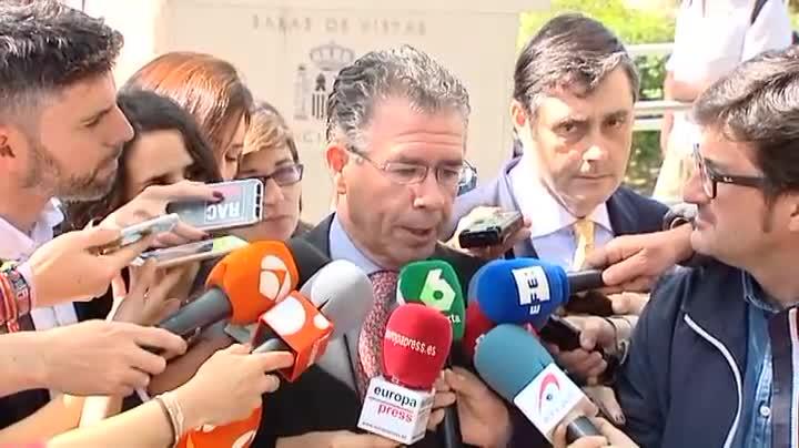 El ex dirigente del PP cree que la publicación del vídeo se debe a asuntos personales.