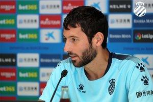 Granero: «S'ha d'anar al Bernabéu sense por. No pensem que anem a l'escorxador»